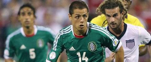 Man Utd striker Chicharito: Real Madrid situation frustrating