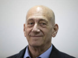 Former Israeli prime minister Ehud Olmert convicted in corruption case