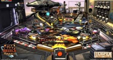Star Wars Pinball: Star Wars Rebels Coming to PS3, PS4 and PS Vita This April